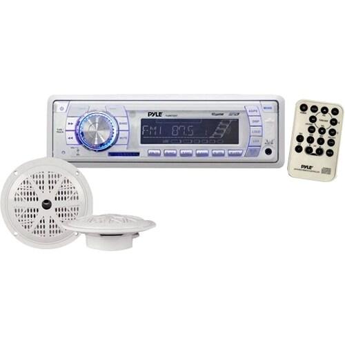 Pyle PLMRKT32WT Radio Accessory Kit