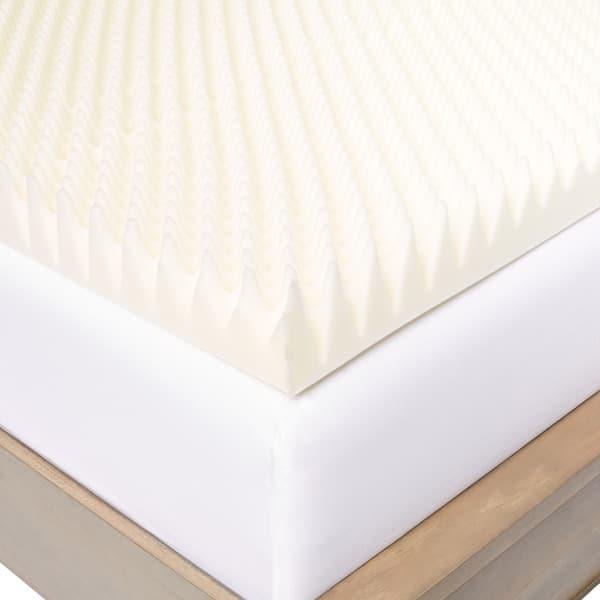 Shop Slumber Solutions Highloft Supreme 4 Inch Memory Foam