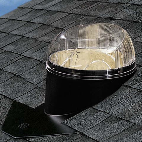 ODL 14-in Tubular Skylight Kit w/ Composite Flashing for Asphalt - 14""