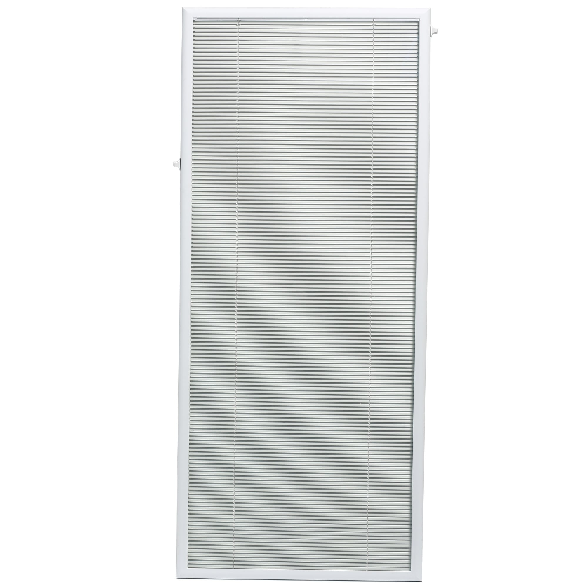 ODL White Flush Frame Enclosed Patio Door Blind (27 x 66)...