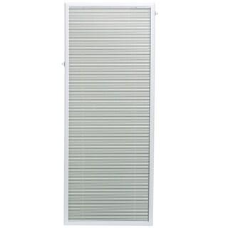 ODL BWM256601 Flush Frame Patio Door Enclosed Blind (25 x 66)