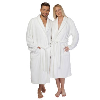 Authentic Hotel Spa Unisex Turkish Cotton Terry Cloth Bath Robe (3 options available)