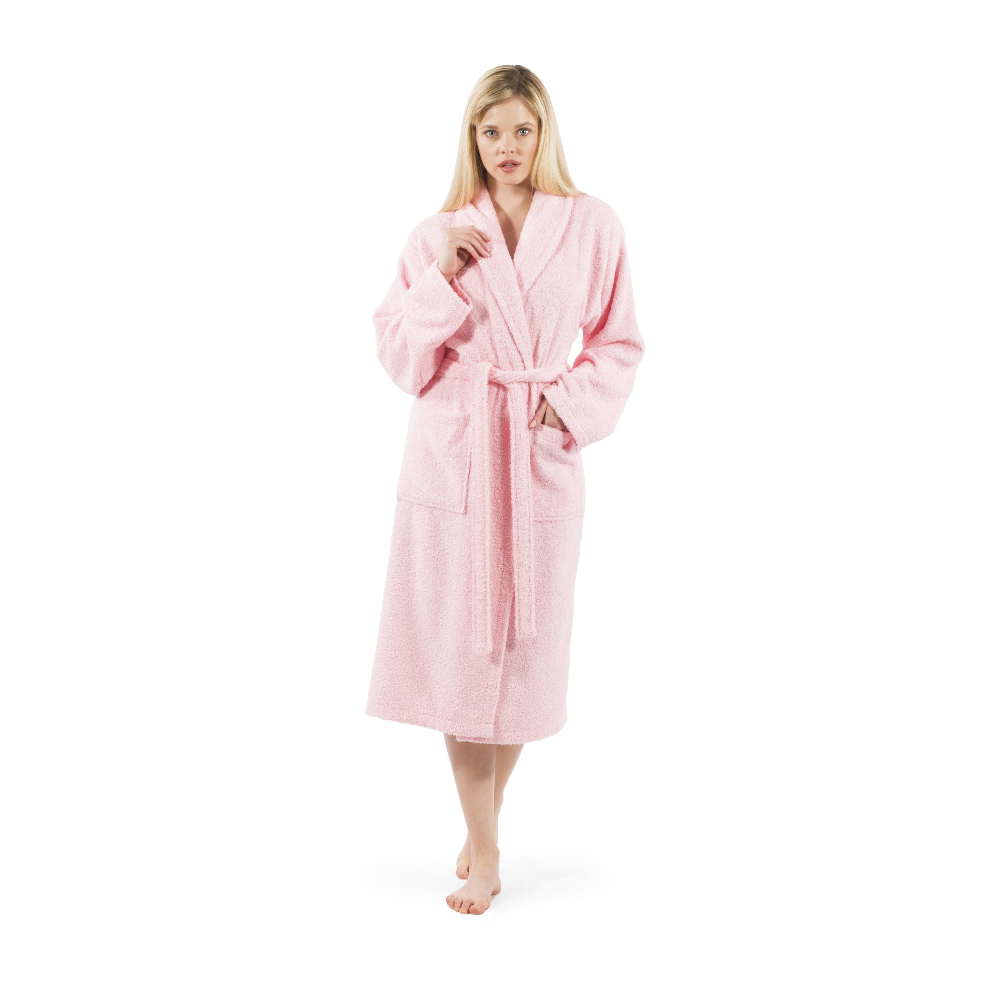 search for newest hot-selling authentic competitive price Authentic Hotel Spa Unisex Turkish Cotton Terry Cloth Bath Robe