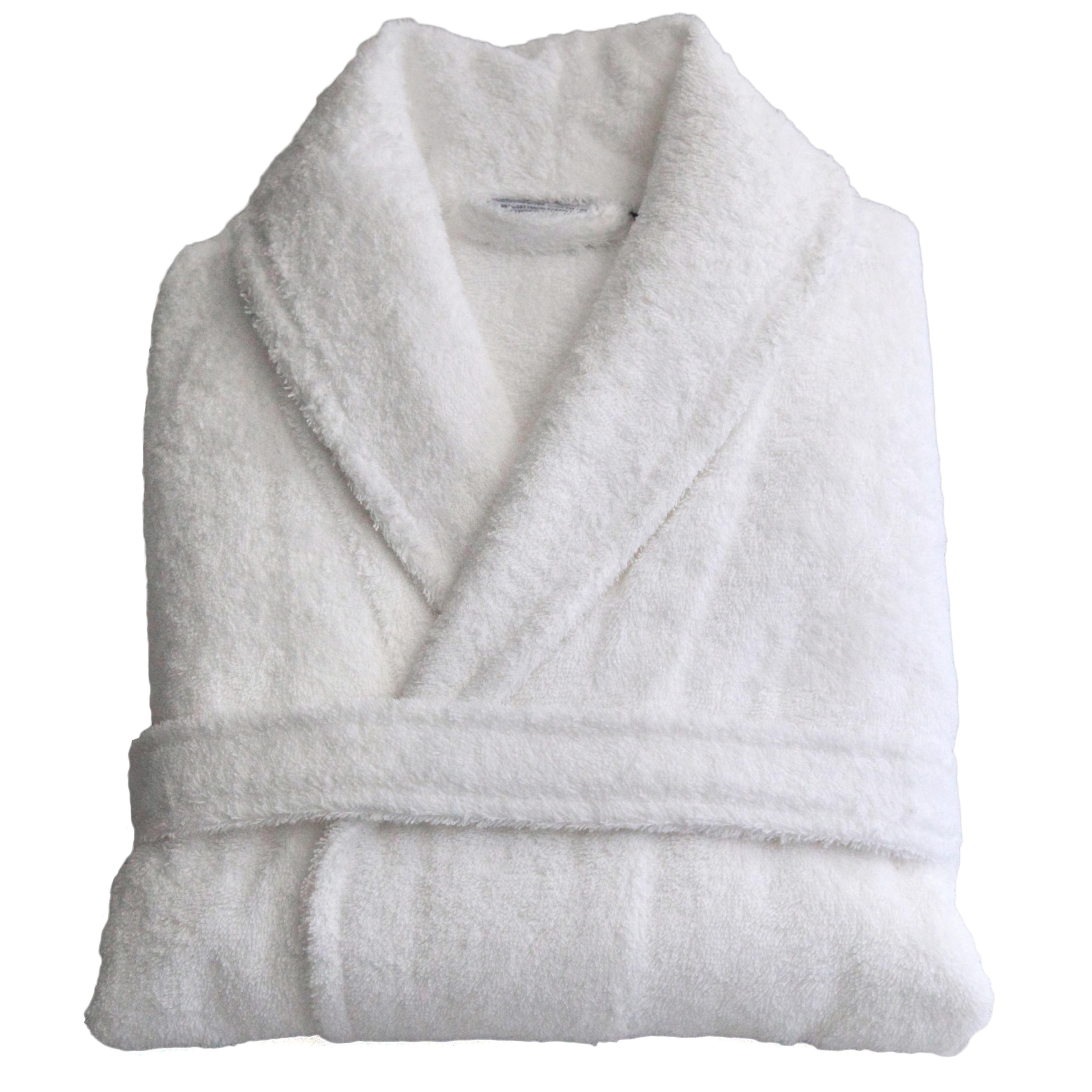 authentic hotel spa unisex turkish cotton terry cloth bath robe ebay. Black Bedroom Furniture Sets. Home Design Ideas