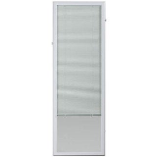 ODL White 64-inch Enclosed Cellular Blind