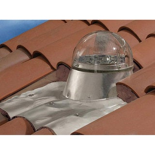 ODL 14-inch Formable Aluminum Flashing Tubular Skylight