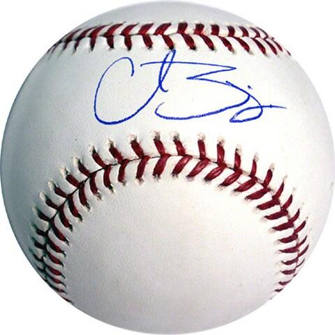 MLB Curt Schilling Hand-signed Baseball