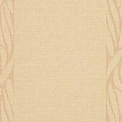 Safavieh Tranquil Poolside Natural/ Terracotta Indoor/ Outdoor Rug (6'7 x 9'6) - Thumbnail 2