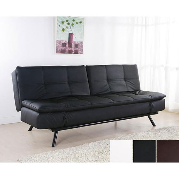 Shop Abbyson Living Zentro Convertible Sofa Free