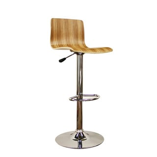 Lidell Wood Bar Stool