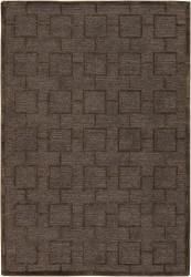 Artist's Loom Hand-tufted Contemporary Geometric Rug (5' x 7'6)