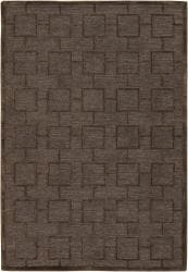 Artist's Loom Hand-tufted Contemporary Geometric Rug (7'9 Round) - Thumbnail 1