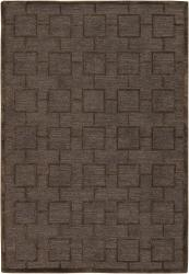 Artist's Loom Hand-tufted Contemporary Geometric Rug (7'9 Round) - Thumbnail 2