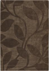 Artist's Loom Hand-tufted Transitional Floral Rug (7'9 x 10'6)