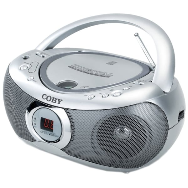 Buyingportablecdplayersonline blogspot besides Product together with Product as well Cassette Recorder Player Radio likewise Fm Radio Headphone Target. on coby portable cd boombox