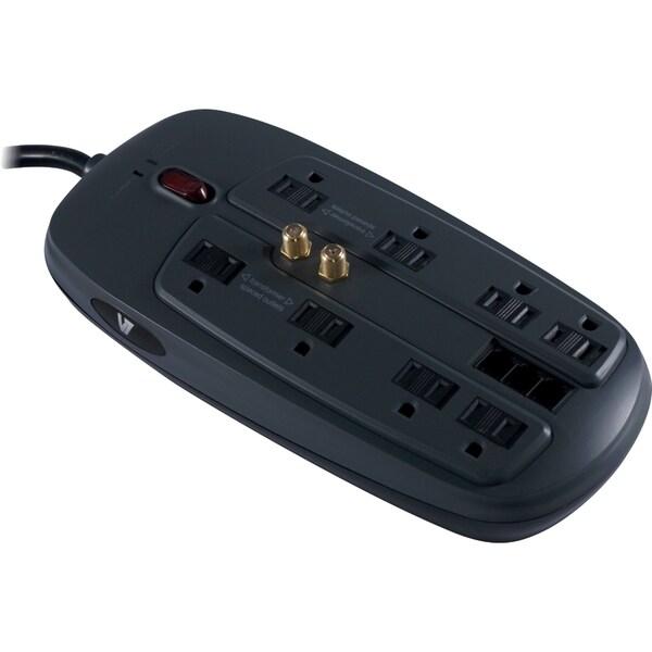V7 SA0806B-8N6 8-Outlets Surge Protector