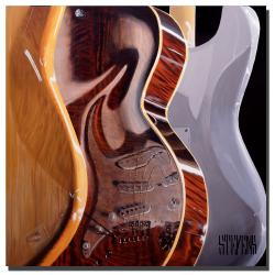 Roderick Stevens 'Music Store' Gallery-wrapped Canvas Art