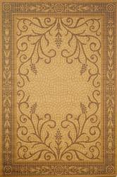 Tilework Oatmeal Rug (1'11 x 7'6)