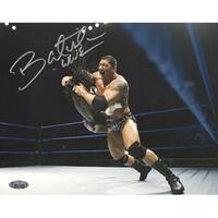 WWE Batista Action 8x10 Photograph