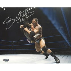 WWE Batista Action 8x10 Photograph