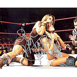 Mickie James WWE Action 8x10 Photo - Thumbnail 0