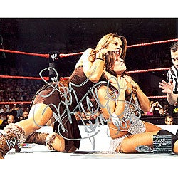 Mickie James WWE Action 8x10 Photo