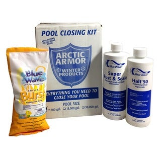 Blue Wave Chlorine Pool Winterizing Kit - Small to 7500 Gallons