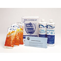 Blue Wave Chlorine Pool Winterizing Kit - Large to 30000 Gallons