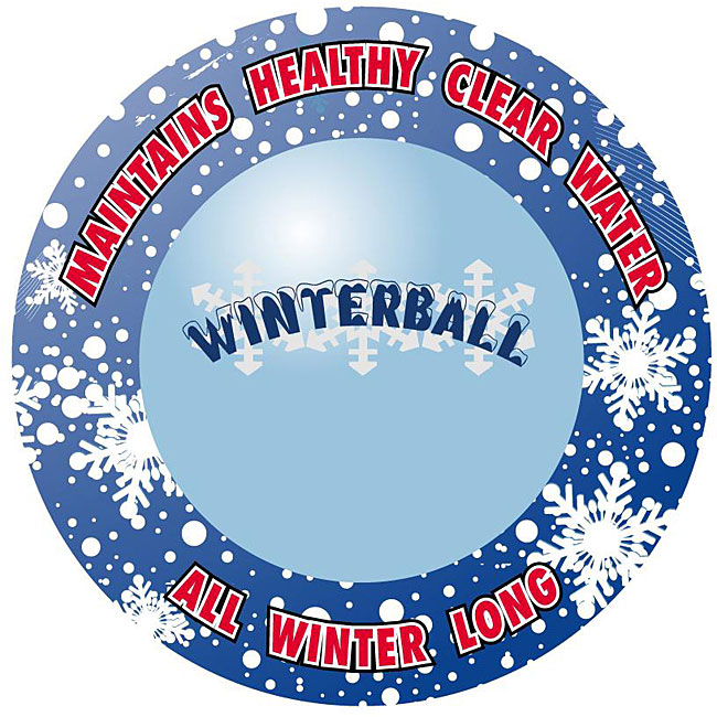 Winterball 16-oz Natual Enzyme Winterizer