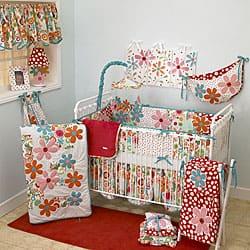 Cotton Tale Lizzie 8 Piece Crib Bedding Set On Sale Overstock 4762744