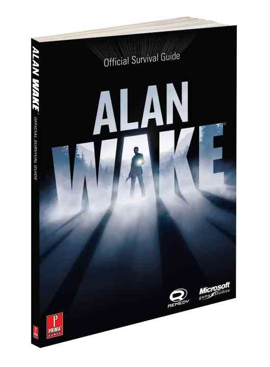 Alan Wake: Official Survival Guide (Paperback)