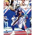 Rodney Hampton Autographed Giants Touchdown Celebration Photo