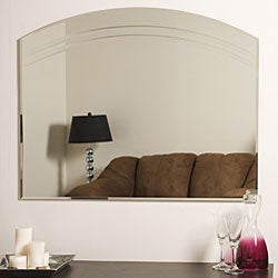 Angel Large Frameless Wall Mirror - Thumbnail 2
