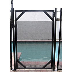 GLI 4-ft x 30-in Safety Fence Gate for In-Ground Pools