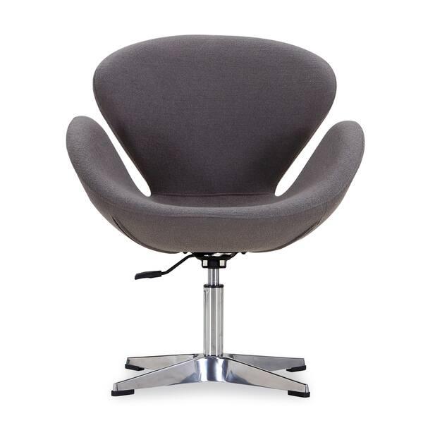 Super Shop Raspberry Adjustable Swivel Chair Free Shipping Today Creativecarmelina Interior Chair Design Creativecarmelinacom