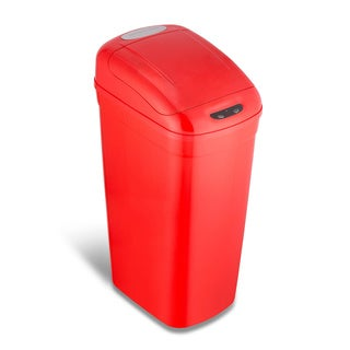 Nine Stars 8.7-gallon Medical Motion Sensor Trashcan