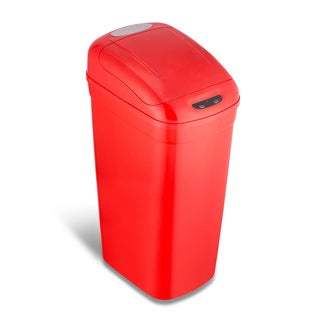 Nine Stars 8.7-gallon Medical Motion Sensor Trashcan