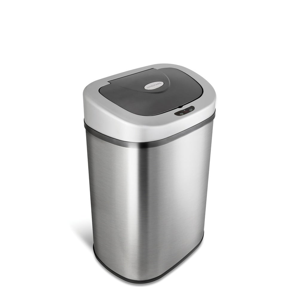 Buy Kitchen Trash Cans Online at Overstock | Our Best ...