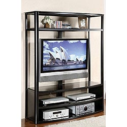 Furniture of America Mcqueen Tower Entertainment Console