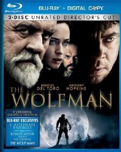 The Wolfman (Blu-ray Disc)