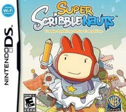 Nintendo DS - Scribblenauts 2 - By WB Games