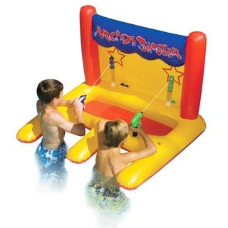 Swimline Dual Arcade Shooter Inflatable Pool Toy|https://ak1.ostkcdn.com/images/products/4767914/P12670112.jpg?impolicy=medium