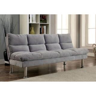 Grey, Microfiber Living Room Furniture - Shop The Best Brands ...