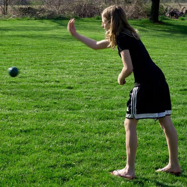 Regulation Size Bocce Ball Set 4768142