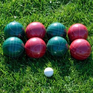 Regulation-size Bocce Ball Set
