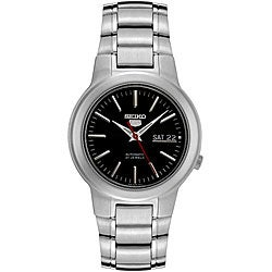 Seiko Men's SNKA07 Automatic Stainless Steel Watch