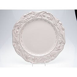 Certified International Firenze Ivory 16-inch Round Platter
