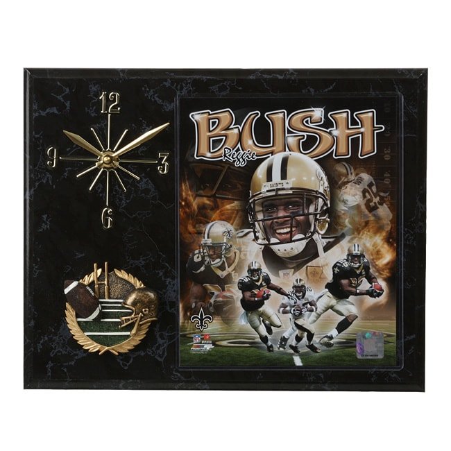 Reggie Bush Collectible Photo Clock - Thumbnail 0