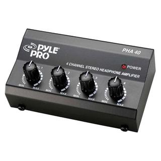 PylePro PHA40 Signal Amplifier