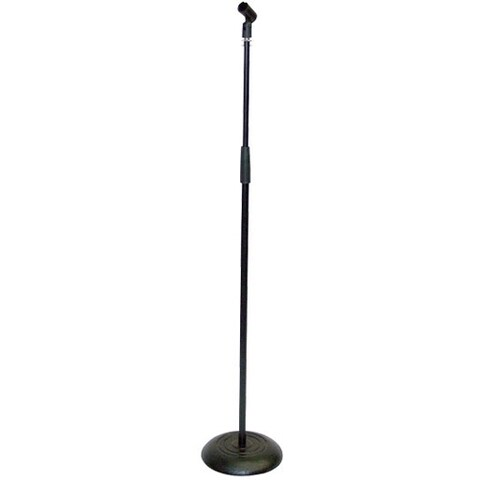 Pyle PMKS5 Compact Base Microphone Stand